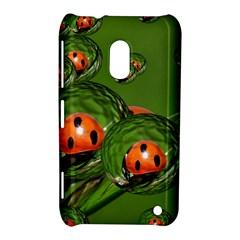Ladybird Nokia Lumia 620 Hardshell Case