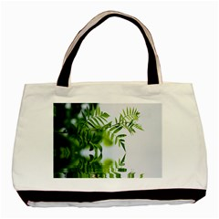 Leafs With Waterreflection Classic Tote Bag