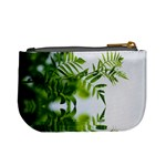 Leafs With Waterreflection Coin Change Purse Back