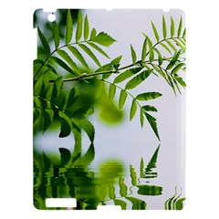 Leafs With Waterreflection Apple Ipad 3/4 Hardshell Case