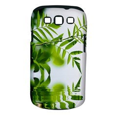 Leafs With Waterreflection Samsung Galaxy S Iii Classic Hardshell Case (pc+silicone)