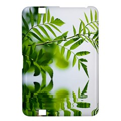Leafs With Waterreflection Kindle Fire HD 8.9  Hardshell Case