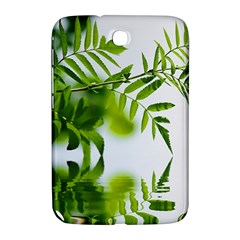 Leafs With Waterreflection Samsung Galaxy Note 8.0 N5100 Hardshell Case