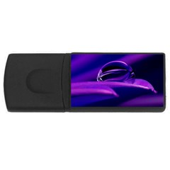Waterdrop 2GB USB Flash Drive (Rectangle)