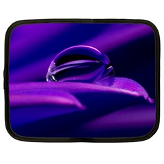 Waterdrop Netbook Case (XL)