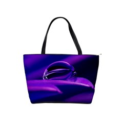 Waterdrop Large Shoulder Bag