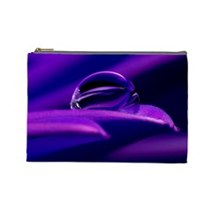 Waterdrop Cosmetic Bag (Large)