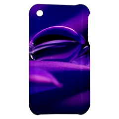 Waterdrop Apple iPhone 3G/3GS Hardshell Case