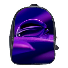 Waterdrop School Bag (XL)