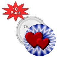 Love 1.75  Button (10 pack)
