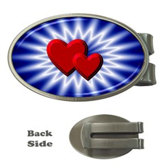 Love Money Clip (Oval)