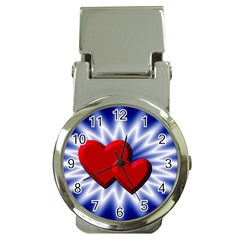 Love Money Clip With Watch
