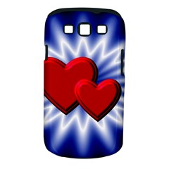 Love Samsung Galaxy S III Classic Hardshell Case (PC+Silicone)