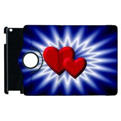 Love Apple iPad 3/4 Flip 360 Case