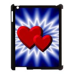 Love Apple iPad 3/4 Case (Black)
