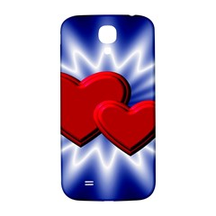 Love Samsung Galaxy S4 I9500/I9505  Hardshell Back Case