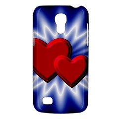 Love Samsung Galaxy S4 Mini Hardshell Case