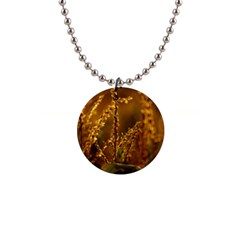 Field Button Necklace