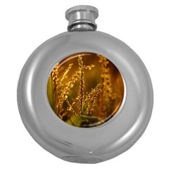 Field Hip Flask (Round)