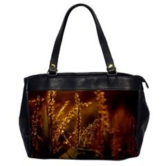 Field Oversize Office Handbag (One Side)