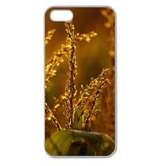 Field Apple Seamless Iphone 5 Case (clear)