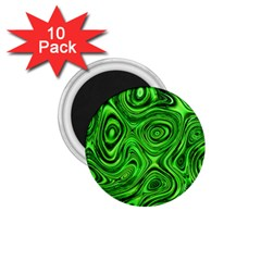 Modern Art 1 75  Button Magnet (10 Pack)