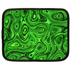 Modern Art Netbook Case (Large)
