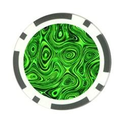 Modern Art Poker Chip (10 Pack)