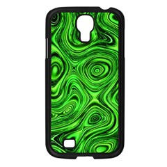 Modern Art Samsung Galaxy S4 I9500/ I9505 Case (Black)