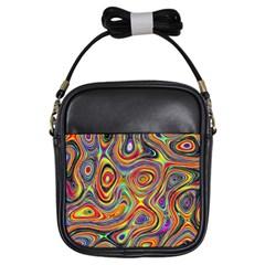 Modern  Girl s Sling Bag