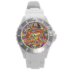 Modern  Plastic Sport Watch (Large)