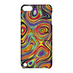 Modern  Apple Ipod Touch 5 Hardshell Case With Stand