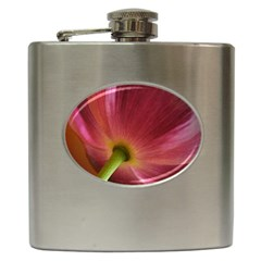Poppy Hip Flask