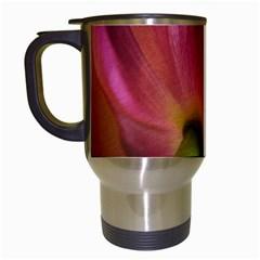 Poppy Travel Mug (White)
