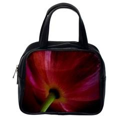 Poppy Classic Handbag (one Side)