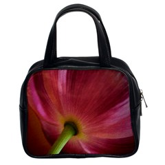Poppy Classic Handbag (two Sides)