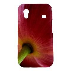Poppy Samsung Galaxy Ace S5830 Hardshell Case