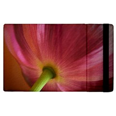Poppy Apple iPad 3/4 Flip Case