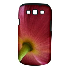 Poppy Samsung Galaxy S III Classic Hardshell Case (PC+Silicone)