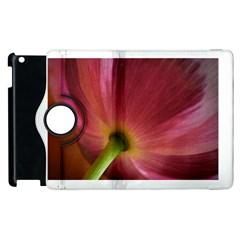 Poppy Apple iPad 2 Flip 360 Case