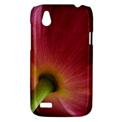 Poppy HTC T328W (Desire V) Case