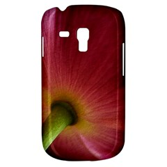 Poppy Samsung Galaxy S3 Mini I8190 Hardshell Case