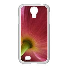 Poppy Samsung Galaxy S4 I9500/ I9505 Case (white)