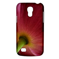 Poppy Samsung Galaxy S4 Mini Hardshell Case