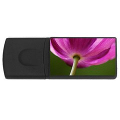 Poppy 1GB USB Flash Drive (Rectangle)
