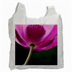 Poppy Recycle Bag (Two Sides)