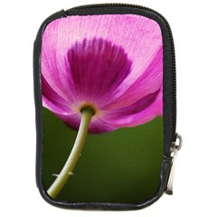 Poppy Compact Camera Leather Case