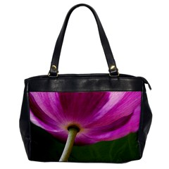 Poppy Oversize Office Handbag (One Side)