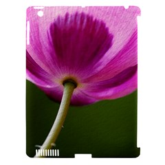 Poppy Apple Ipad 3/4 Hardshell Case (compatible With Smart Cover)