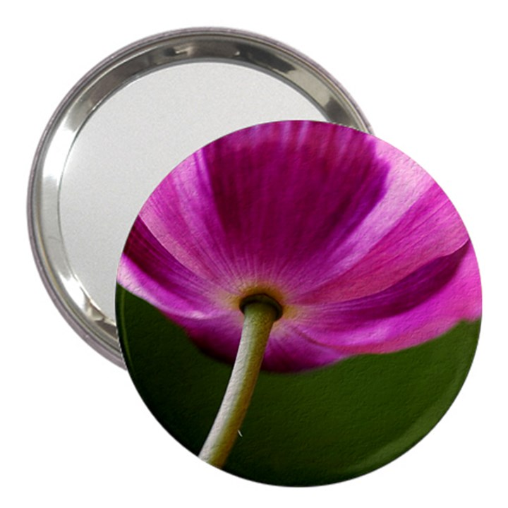 Poppy 3  Handbag Mirror
